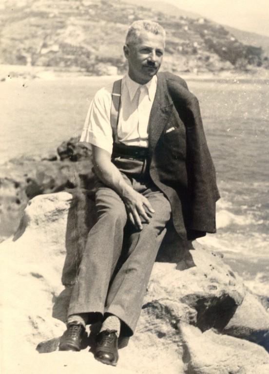 Wilhelm Bauer, ermordet in der Pogromnacht
