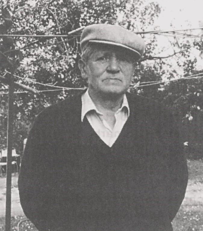 Josef Horvath aus Althodis ist der bislang einzig bekannte Widerstandskämpfer aus den Reihen der Roma, der mit der Waffe in der Hand für die Befreiung Österreichs kämpfte.