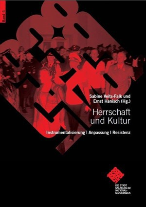 NS-Band 4 (Umschlag); Quelle: Stadtgemeinde Salzburg