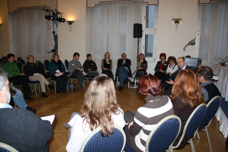 """Workshop """"Täterdarstellung an der KZ-Gedenkstätte Dachau"""""""