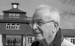 Naftali Fürst in Buchenwald 2004