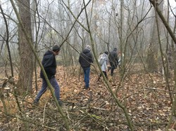 Exkursion ins ehemalige Stalag XVII