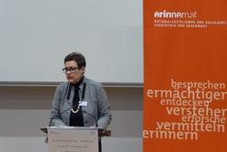 Eröffnung des 16. Zentralen Seminars durch Obfrau Martina Maschke