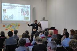 Workshop von  Ferdinand Koller und Irina Spataru
