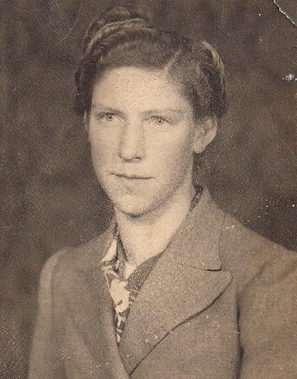 Die Kärtnerin Stefanie Ranner verliebte sich in einen polnischen Zwangsarbeiter (© Vinzenz_Jobst).