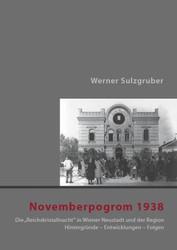 Begleitbroschüre von Dr. Werner Sulzgruber