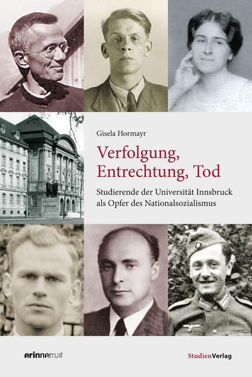 Das Buch von Gisela Hormayr ist im Studienverlag erscheinen.