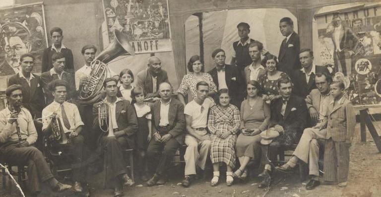 """Das Projekt """"Forgotten Cosmopolitans"""" erfoschte zwei Jahre lang das Schicksal von Zirkusleuten in Europa zur Zeit des Nationalsozialismus."""