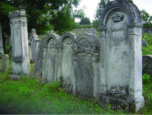 Lackenbach Jüdischer Friedhof