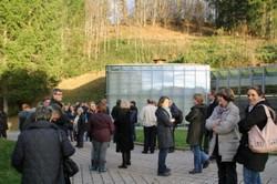 Exkursion beim Zentralen Seminar