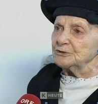 Esther Schuldmann, die Schwester von Otto Zeichner