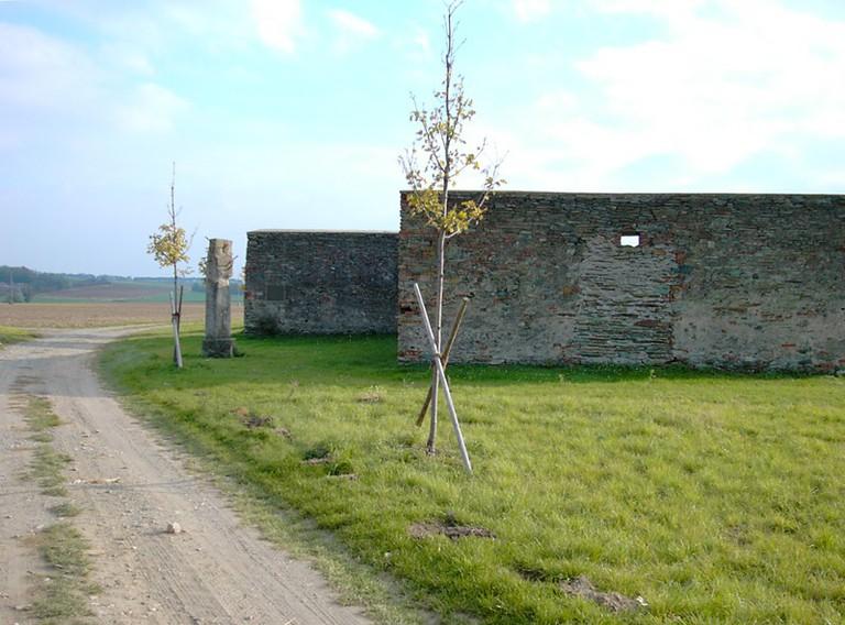 Kreuzstadl in Rechnitz