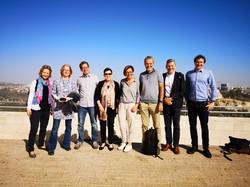 20 Jahre Kooperation mit Yad Vashem. _erinnern.at_ besuchte die israelische Gedenkstätte für eine zweitägige Arbeitssitzung.