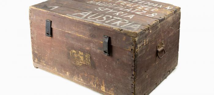 Objekt aus der Ausstellung (c) Sebastian Gansrigler / JMW