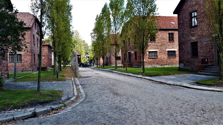 Der Besuch der Gedenkstätte Auschwitz bedarf sowohl für SchülerInnen als auch LehrerInnen sorgsamer Vorbereitung. Die neuen Lernmaterialien von _erinnern.at_ unterstützen PädagogInnen durch entsprechende Vor- und Nachbereitung im Unterricht, sowie durch Tipps und Anregungen zum Gedenkstätten- und Ausstellungsbesuch.