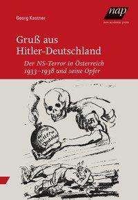 """Buchcover """"Gruß aus Hitler-Deutschland"""""""