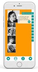 """Die App """"Fliehen vor dem Holocaust. Meine Begegnung mit Geflüchteten"""" erschließt Jugendlichen über das Medium Film einen Zugang zu historischen Fluchterfahrungen"""