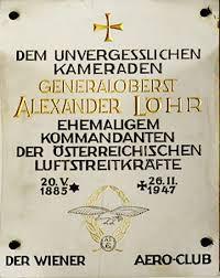 In der Stiftskirche  Mariahilf in Wien ging jahrzehntelang eine Ehrentafel, die an den Kriegsverbrecher Alexander Löhr erinnerte. DieTafel wurde jetzt endlich entfernt!