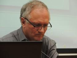 Bertrand Perz berichtet über neue Forschungsergebnisse zu TäterInnen