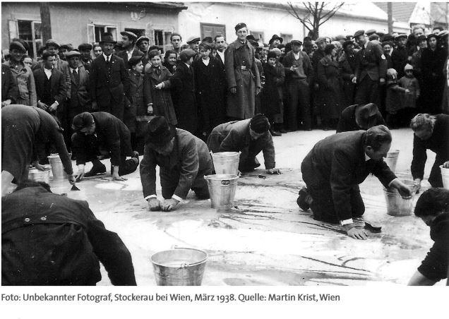 Stockerau, März 1938