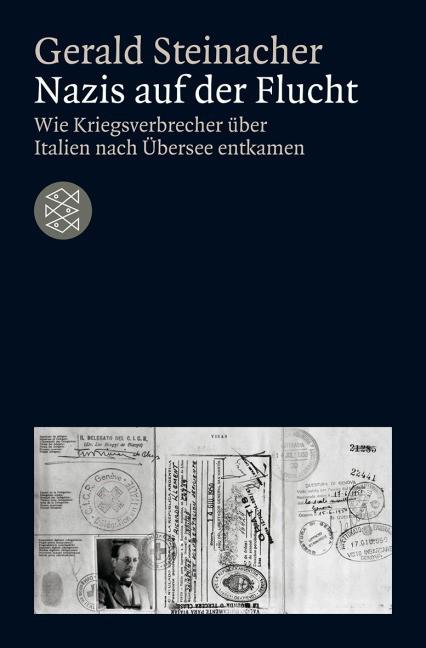 Publikation zum Thema: Gerald Steinacher, Nazis auf der Flucht. Wie Kriegsverbrecher über Italien nach Übersee entkamen (Innsbrucker Forschungen zur Zeitgeschichte 26), Innsbruck 2008.