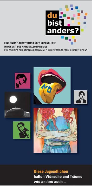 Online-Ausstellung über Jugend im Nationalsozialismus