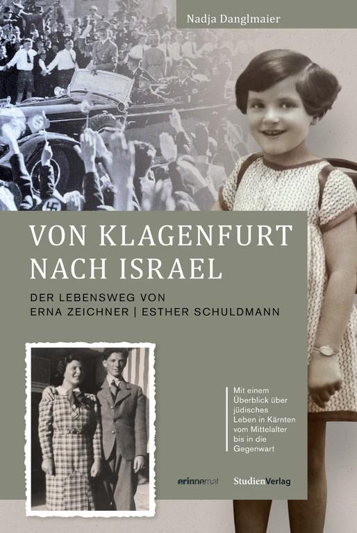 Cover Aus Klagenfurt nach Israel