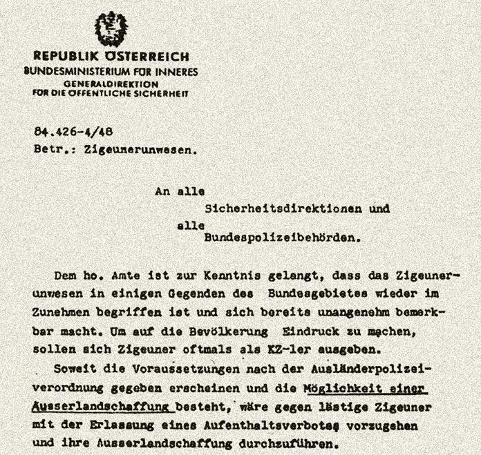 "Der sogenannte ""Helmer Erlass""."