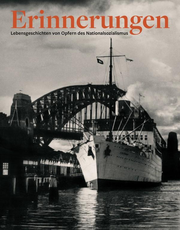 """21 Fluchtgeschichten enthält der aktuelle Band der Buchrreihe """"Erinnerungen. Lebensgeschichten von Opfern des Nationalsozialismus""""."""