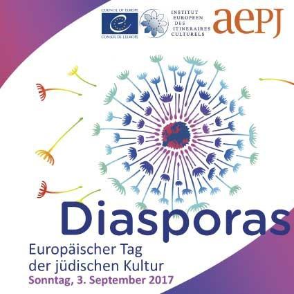 Am 3. September 2017 findet der europäische Tag der jüdischen Kultur statt.