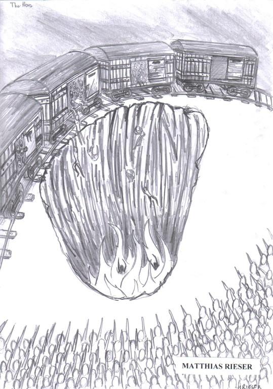 The Drawing of Matthias Rieser