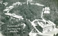 Historische Luftaufnahme Mauer-Öhling, ©Mettauer