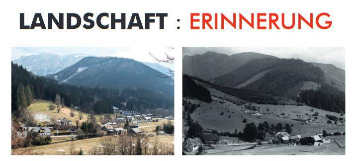 Eine Wanderausstellung in Schwarzau und Ternitz.