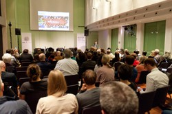 Präsentation in der österreichischen Botschaft Berlin