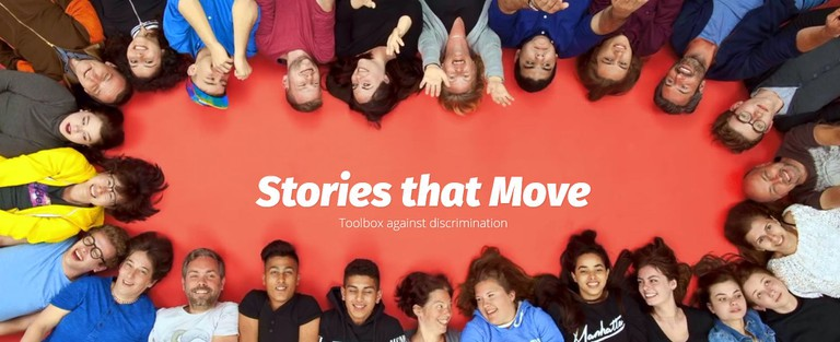 """Stories that move"" ist nun online."