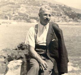 Der Innsbrucker Wilhelm Bauer wurde in der Pogromnacht ermordet. (Foto: Horst Schreiber)
