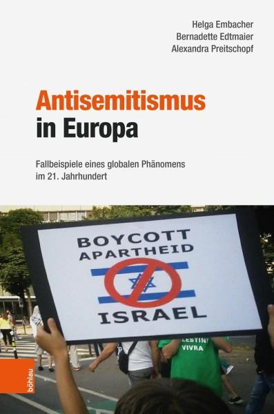 Antisemitismus in Europa - neues Buch
