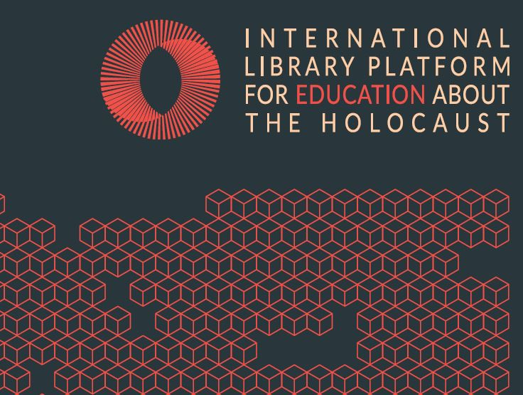 """""""International Library Platform for Education About the Holocaust"""" Cover"""
