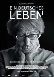 """Filmplakat: """"Ein deutsches Leben"""""""