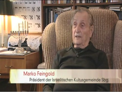 Marko Feingold im Interview