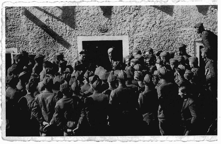 Die Verhaftung Georg Rinnerthalers