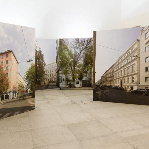 """Ausstellung """"Letzte Orte"""" © Lisa Rastl"""