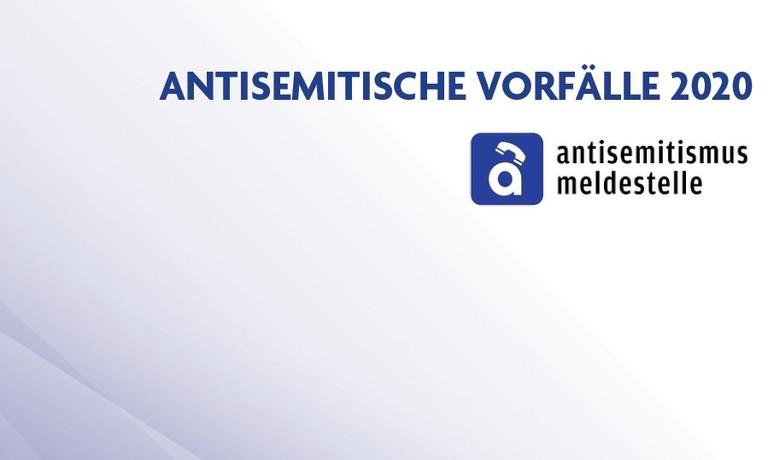 Der am 26. April 2021 erschienene Antisemitismusbericht der IKG beschreibt das Jahr 2020 als ein Jahr im Zeichen der Gewalt (© IKG).