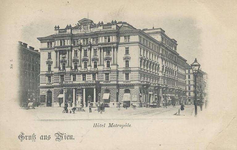 Hotel Metropol, (c) Sammlung Martin Krist