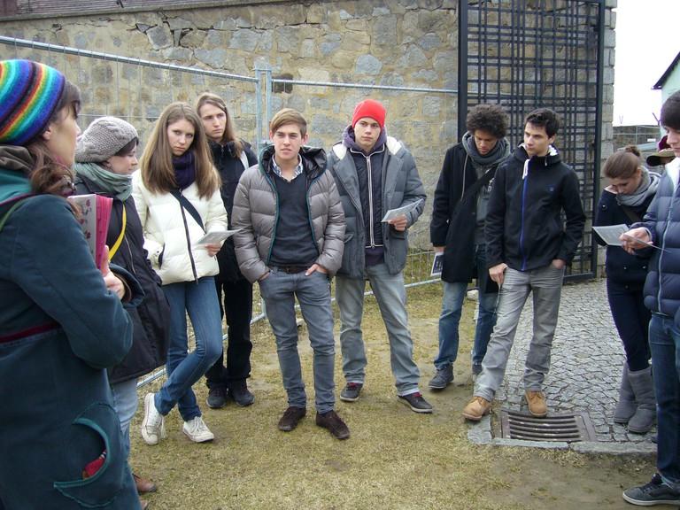 Begleiteter Rundgang an der Gedenkstätte Mauthausen