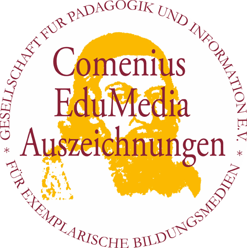 23. Comenius-Edu-Media-Award für digitale Bildungsmedien