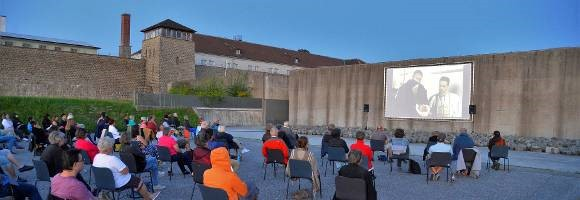 Open-Air-Filmretrospektive KZ-Gedenkstätte Mauthausen