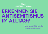 Start der Website stopantisemitismus.de