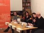 Veranstaltungsrückblick: Buchpräsentation und Diskussion: Antisemitismus in Gesellschaft und Schule