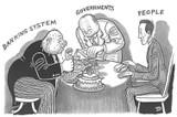 Warum ist die Karikatur auf der HC Strache - Facebookseite antisemitisch?